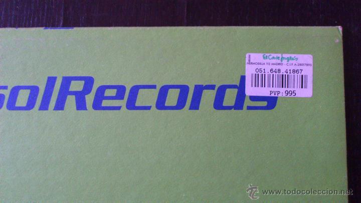 Discos de vinilo: N.A.S.A - ECO REMIX 1999 - VINILO - KIDESOL RECORDS - KIKO VINILO - 1999 - Foto 5 - 43063000