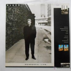 Discos de vinilo: WONDERFUL LIFE. BLACK. TDKDA2. Lote 43064350
