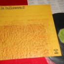 Discos de vinilo: LA BULLONERA 2 LP 1977 MOVIEPLAY FOLK ARAGON PORTADA ABIERTA GATEFOLD EX. Lote 43065473