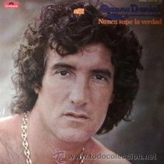 Discos de vinilo: DANNY DANIEL NUNCA SUPE LA VERDAD (POLYDOR 1978). Lote 43069016