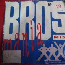 Discos de vinilo: BROS MANIA . Lote 43083067