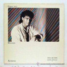 Discos de vinilo: HOWARD GRACE - 'MONOVISION' (MAXI SINGLE VINILO) - PEDIDO MÍNIMO 8€. Lote 43088230