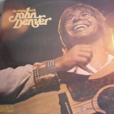 Discos de vinilo: JOHN DENVER AN EVENING WITH JOHN DENVER 2XLP GATEFOLD. Lote 43089191