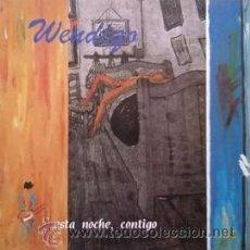 Discos de vinilo: WENDIGO ESTA NOCHE CONTIGO (S.F.A. 1992). Lote 43091385