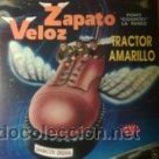 Discos de vinilo: ZAPATO VELOZ PONTI COUNTRY LA PARED (HORUS 1992) (CARPETA DIFERENTE). Lote 43092160