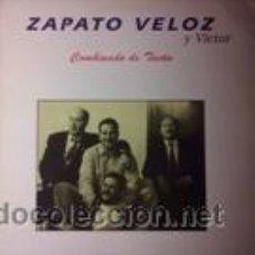 Discos de vinilo: ZAPATO VELOZ Y VICTOR COMBINADO DE TACÓN (FONOASTUR 1991). Lote 43092548