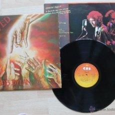 Discos de vinilo: BOB DYLAN SAVED LP. Lote 43096516