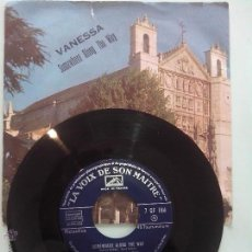 Discos de vinilo: HUGO WINTERHALTER ORQUESTA. VANESSA.SOMEWHERE ALONG THE WAY. LA VOZ DE SU AMO. FRANCIA. Lote 43098673