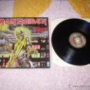 Discos de vinilo: IRON MAIDEN KILLERS (ORIGINAL UK). Lote 43103658