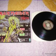 Discos de vinilo: IRON MAIDEN KILLERS (ORIGINAL UK). Lote 43103658