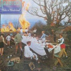 Discos de vinilo: LP - NAZARETH ** MALICE IN WONDERLAND **1980 MOUNTAIN RECORDS*** EDITADO EN ESPAÑA. Lote 43117798