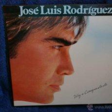 Discos de vinilo: JOSE LUIS RODRIGUEZ -EL PUMA-VOY A CONQUISTARTE. Lote 43118900