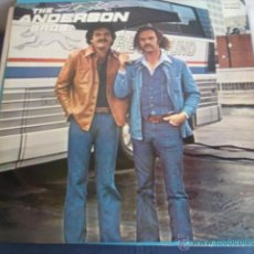 Discos de vinilo: THE ANDERSON BROTHERS THE ANDERSON BROS.. Lote 43118956