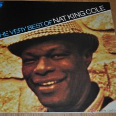 Discos de vinilo: NAT KING COLE.THE VERY BEST OF.(CAPITOL) U.K. Lote 43123232