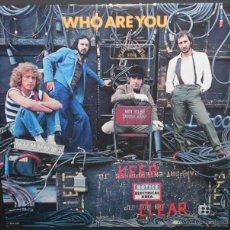 Discos de vinilo: THE WHO - WHO ARE YOU (USA-1978) *PLATINUM PLUS 37003*. Lote 43126534