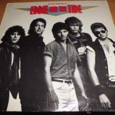 Discos de vinilo: EDDIE AND THE TIDE - GO OUT AND GET IT ATCO CON ENCARTE. Lote 43138371