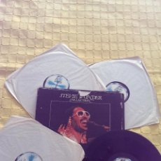 Discos de vinilo: STEVIE WONDER COLLECTION 4 LP. Lote 43141588