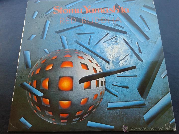 LP - STOMU SAMASH´TA **RED BUDDHA ** 1978 EGG **EDITADO EN ESPAÑA (Música - Discos de Vinilo - EPs - Electrónica, Avantgarde y Experimental)