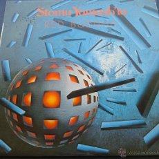 Discos de vinilo: LP - STOMU SAMASH´TA **RED BUDDHA ** 1978 EGG **EDITADO EN ESPAÑA. Lote 43142657