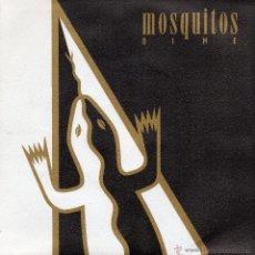 Discos de vinilo: MOSQUITOS - DIME / THE BEACH ROAD - SINGLE 1989. Lote 43143015
