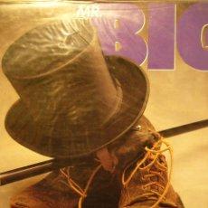 Discos de vinilo: MR.BIG LP MR.BIG PRECINTADO SIN USO ORIGINAL USA 1989. Lote 43154007