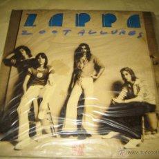 Discos de vinilo: ZAPPA - ED. ESPAÑOLA 1976. Lote 43156405
