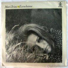 Vinyl-Schallplatten - MARI TRINI - ESCÚCHAME...LP VINILO. 1971. Hispavox - 43160550