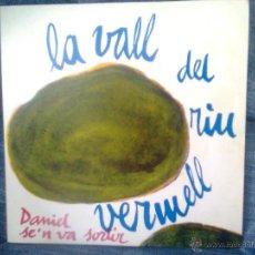 Discos de vinilo: CORAL SANT JORDI- ESPIRITUALS NEGRES II.LA VALL DEL RIU VERMELL+DANIEL SE´N VA SORTIR (EDIGSA,1970). Lote 43161679