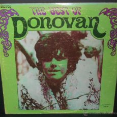 Discos de vinilo: DONOVAN - THE BEST OF DONOVAN (ESTADOS UNIDOS). Lote 43164478