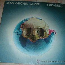 Discos de vinilo: JEAN MICHEL JARRE - OXYGENE - LP 1976. Lote 43168211