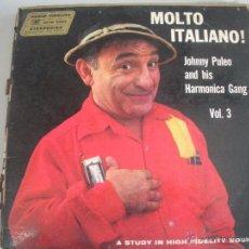 Discos de vinilo: MAGNIFICO LP -( MUY ANTRIGUO ) DE MUSICA ITALIANA VOL.3. DE ALTA FIDELIDAD-. Lote 43169997