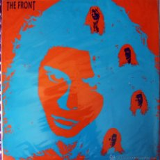 Discos de vinilo: THE FRONT - LP - 1989 CBS - ROCK . Lote 43170219