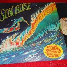 Discos de vinilo: SEA CRUISE SEACRUISE LP 1978 TROVA RECORDS EDICION ESPAÑOLA SPAIN BEACH BOYS VINILO NUEVO. Lote 43176871
