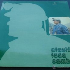 Discos de vinilo: LP - ATAULFO LADA CAMBLOR *** ASTURIAS *** 1975 COLUMBIA** EDITADO EN ESPAÑA. Lote 43177038