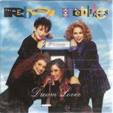 Discos de vinilo: REBEL PEBBLES - DREAM LOVER / PARTYTIME - SINGLE IRS ALEMANIA 1991. Lote 43182159