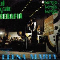 Discos de vinilo: ELENA MARIA-EL GATO SERAFIN + TENGO, TENGO, TENGO SINGLE VINILO 1973 B-R-. Lote 243369075