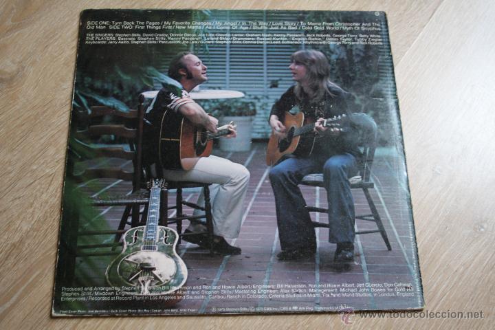 Discos de vinilo: STEPHEN STILLS, STILLS, CBS RECORDS,1975, 1º EDICION ORIGINAL, MADE IN HOLLAND, LP - Foto 2 - 43186758