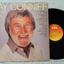 Discos de vinilo: RAY CONNIFF SIEMPRE LATINO LP VINILO CBS SPAIN 1981. Lote 43186772