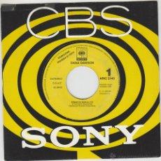 Discos de vinilo: DANA DAWSON - ROMANTIC WORLD, EDITADO POR CBS SONY EN 1990, DISCO PROMOCIONAL. Lote 43187799