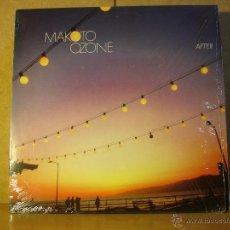 Discos de vinilo: MAKOTO OZONE - AFTER - COLUMBIA FC 40240 - 1986 - EDICION USA. Lote 43192914