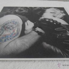 Discos de vinilo: DELTA REBELS - DOWN IN THE DIRT LP POLYDOR - 837 765-1 GERMANY 1989. Lote 43193715