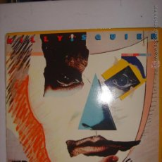 Discos de vinilo: LP.BILLY SQUIER.SIGNS OF LIFE.ALL NIGHT LONG/ROCK ME TONITE... CAPITOL. 1984.. Lote 43194479
