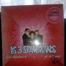 Discos de vinilo: LOS 3 SUDAMERICANOS-CUMBIA DISCO. Lote 43196912