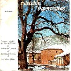 Discos de vinilo: COLECCIÓN SUPERVENTAS TEMA DE LARA DEL FILM DOCTOR ZHIVAGO. Lote 43200374