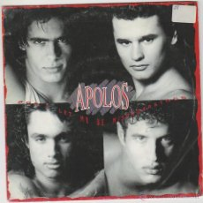 Discos de vinilo: APOLOS, DON'T LET ME BE MISUNDERTOOD. SINGLE DEL SELLO EMI DEL AÑO 1.991, PROMOCIONAL. Lote 43206819