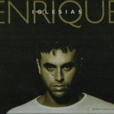 Discos de vinilo: ENRIQUE IGLESIAS MAXI-SINGLE SELLO UNIVERSAL AÑO 2000. Lote 43209920