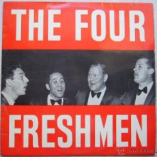 Discos de vinilo: THE FOUR FRESHMEN - LP. Lote 43210872