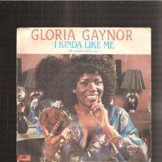 Discos de vinil: GLORIA GAYNOR. Lote 43215470