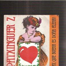 Discos de vinilo: PATXINGUER Z DOÑA ELENA. Lote 43216387
