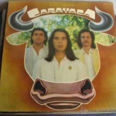 Discos de vinilo: CARAVACA EN LA CARRETERA GATEFOLD. Lote 43219128
